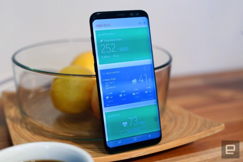 Samsung stellt das Galaxy S8 und Galaxy S8 Plus vor (UPDATE)
