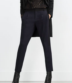 Zara trouser, Rachel Zoe's holiday outfit ideas