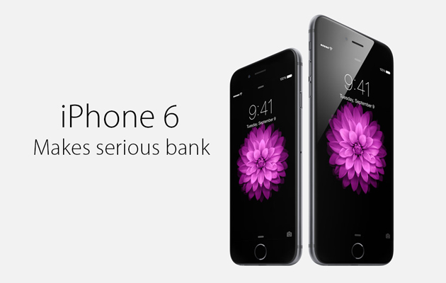 Apple sees 10 million iPhone 6 and 6 Plus sales in three days