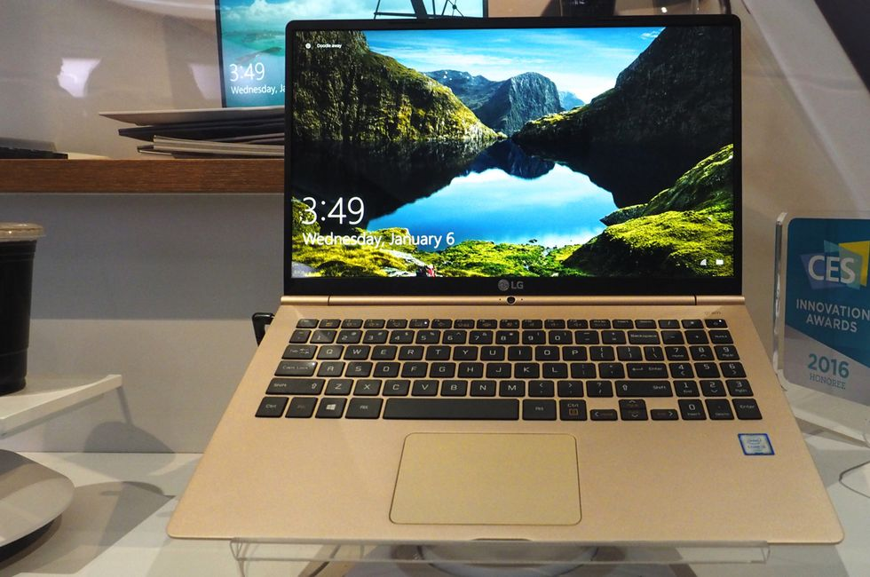 "LG Gram 15: aquí tienes un MacBook Air de 15"" con Windows 10"