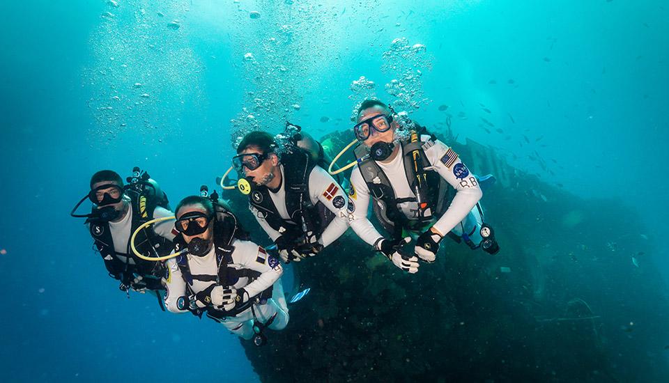 NASA's sending astronauts underwater to train for spacewalks