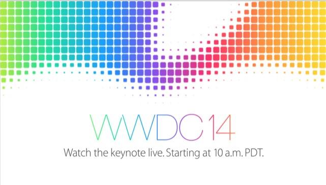 Logo for WWDC Keynote livestream