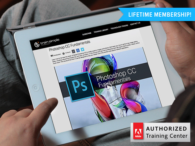Daily Deals for July 16, 2014, featuring Lifetime Access To Adobe Authorized Training Videos