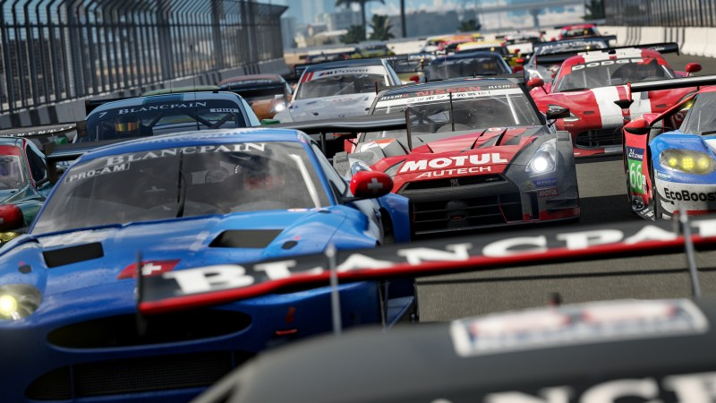 Forza 7 Lineup