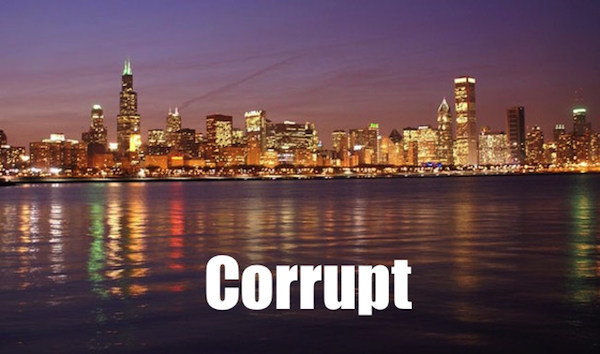 50 words for 50 states, illinois corrupt