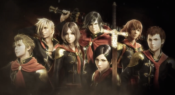 Final Fantasy Type-0 HD's Class Zero is wanted for treason
