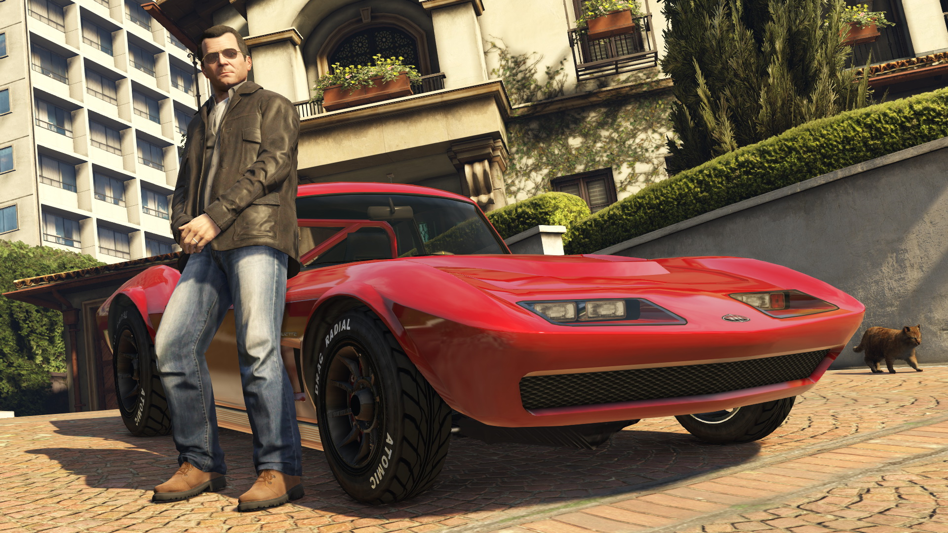 Here's the Grand Theft Auto V Next-Gen Launch Trailer!