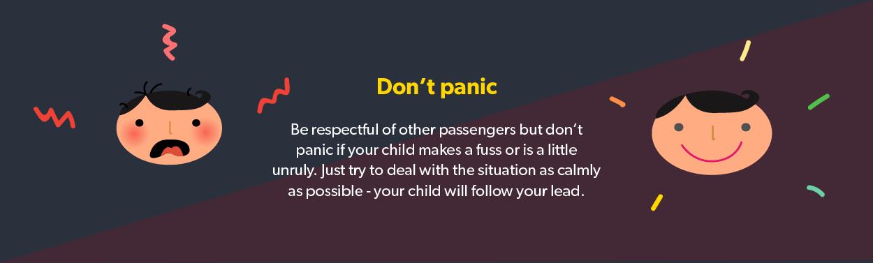 نصائح للآباء الجدد الذين يسافرون