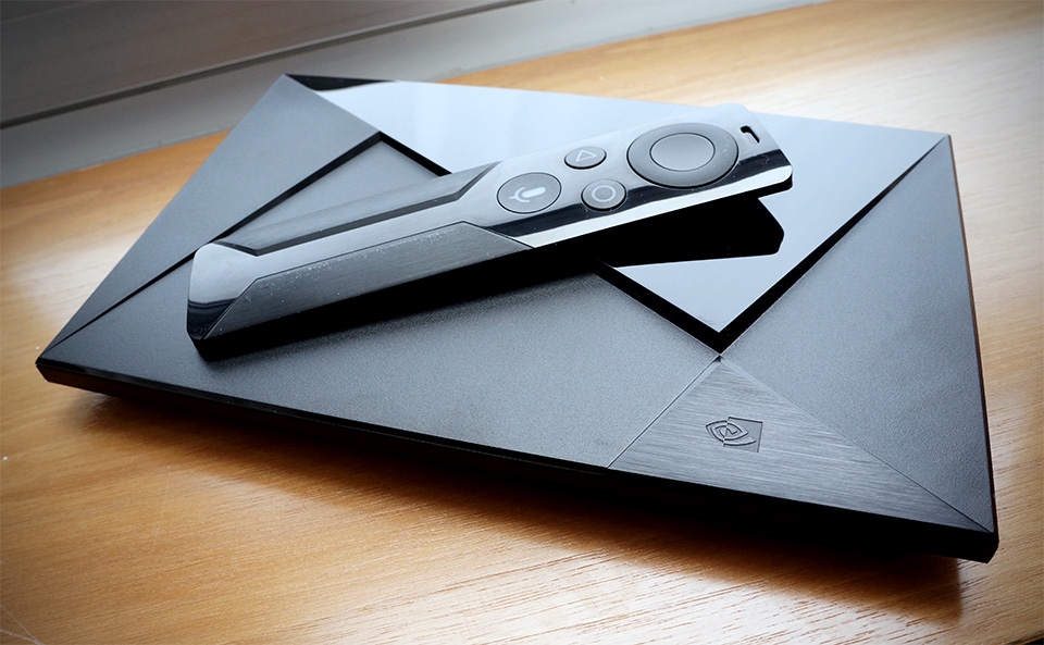 NVIDIA's Shield is now an all-in-one Plex box