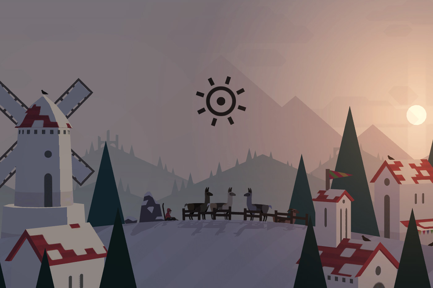 'Alto's Adventure' zen mode is built to help you relax