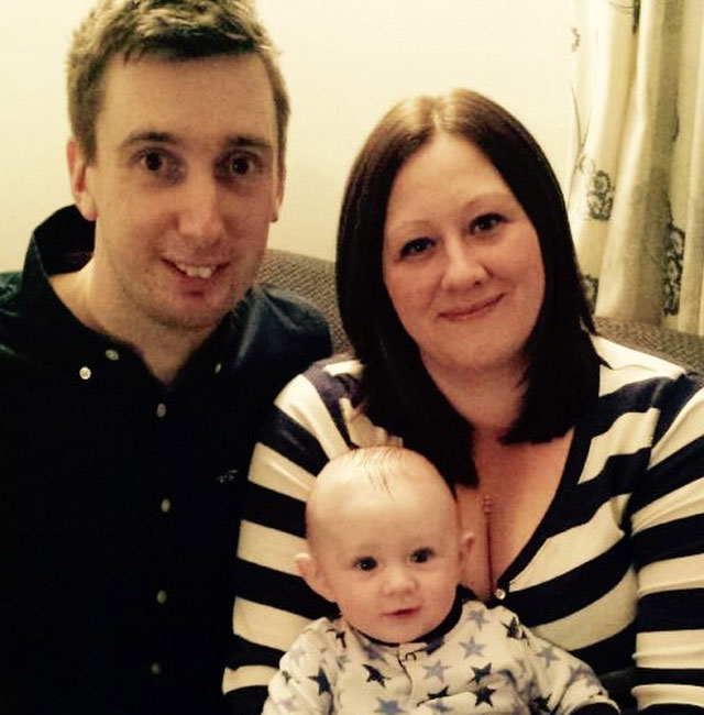 Miracle baby born 'dead' makes makes amazing recovery after eight minutes without a heatbeat