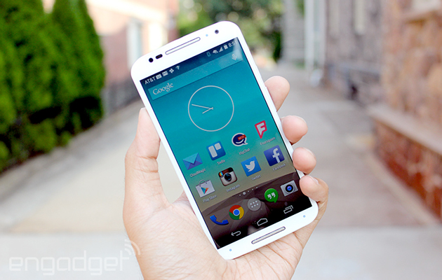 Motorola will launch an unlocked bloatware-free Moto X this month