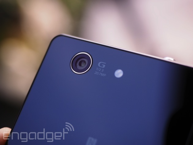 Sony Xperia Z3 Compact review: small size, big deal