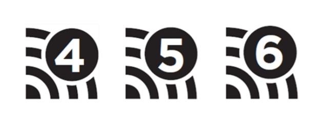 Wi-Fi logos