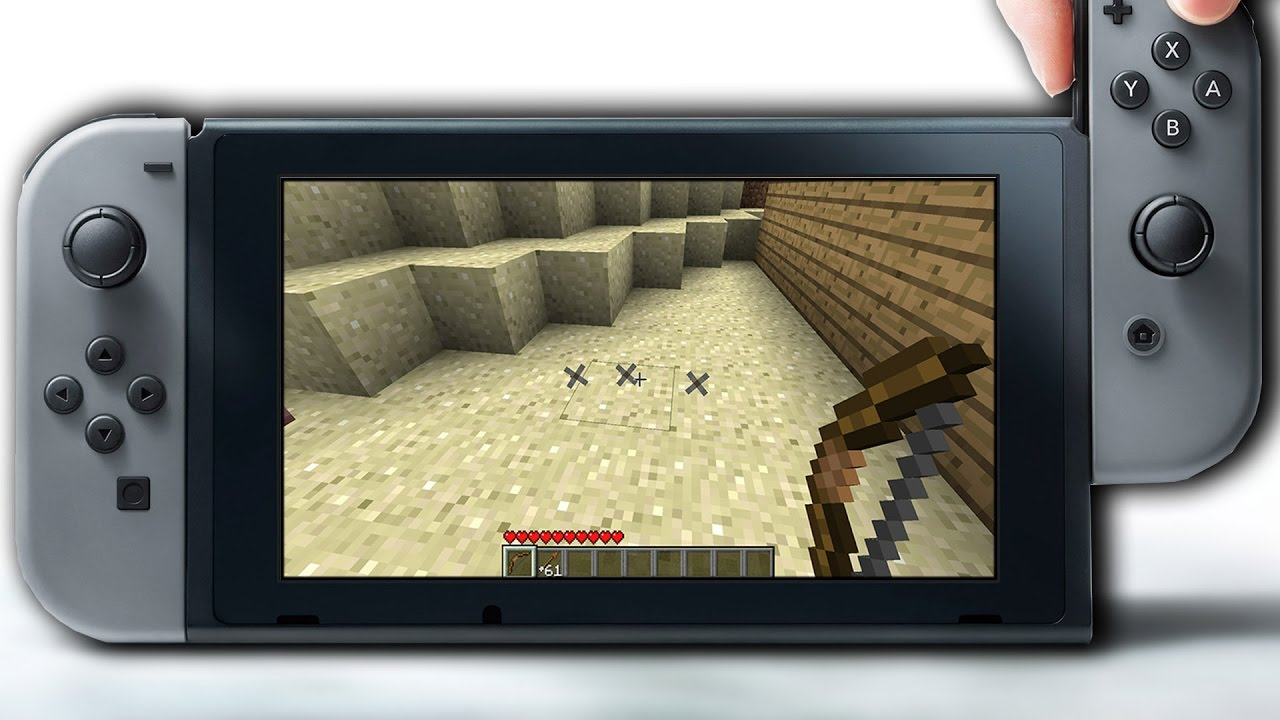 Minecraft Announced And Confirmed For Nintendo Switch Engadget