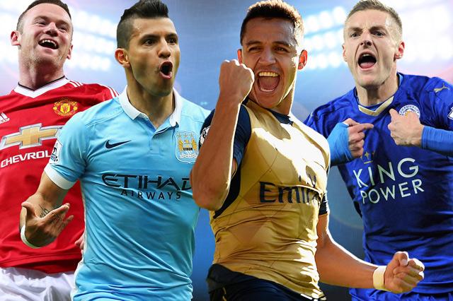 Premier League footballers