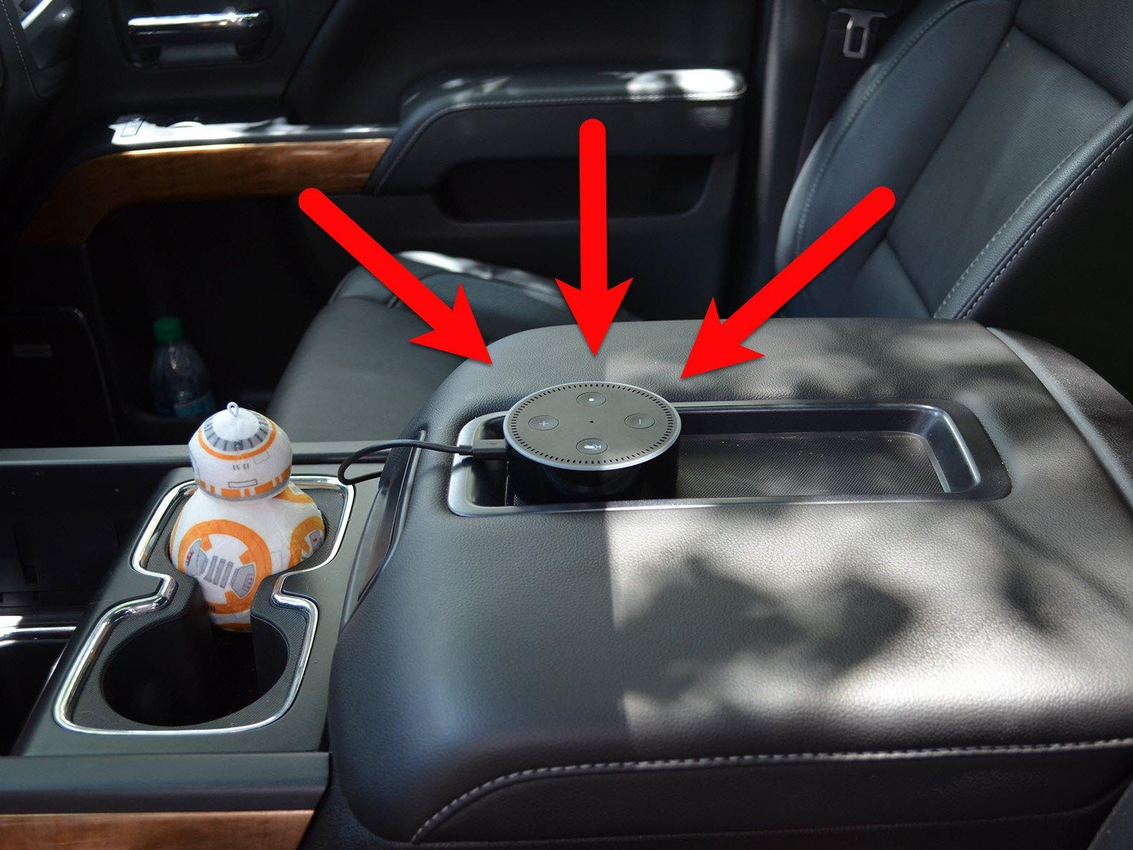 Instala un Amazon Echo en el coche y... ¡es genial!