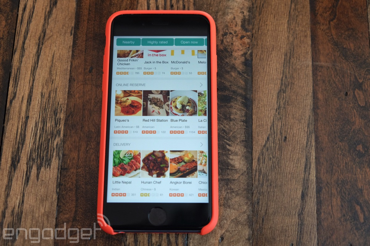 Bing for iPhone makes it easy to jump from search straight to your apps