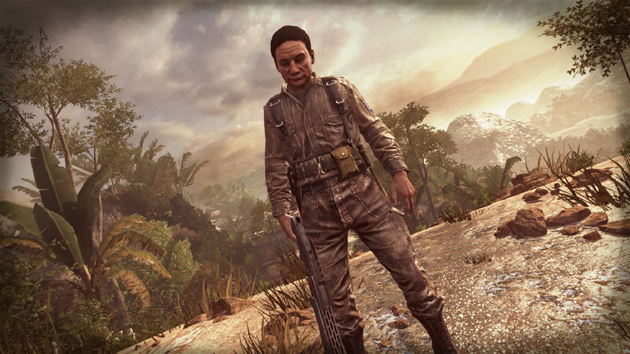 Manuel Noriega in Call of Duty Black Ops II