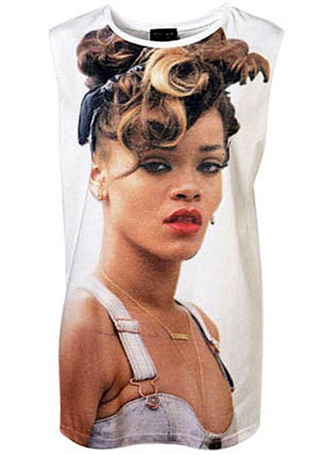 Topshop, Rihanna