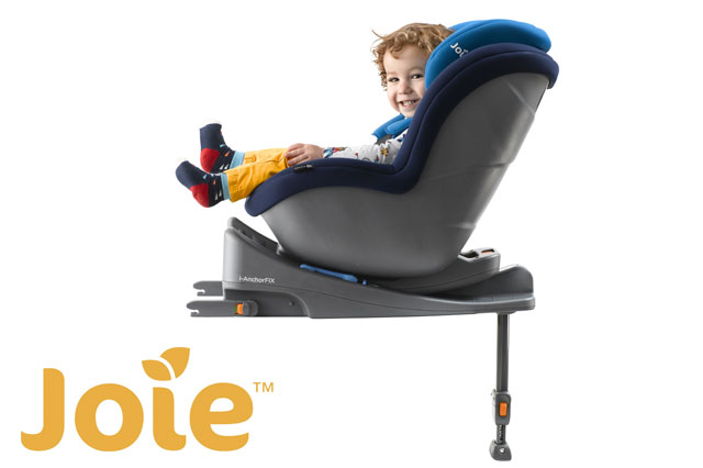 WIN an i-AnchorSafe Car Seat System From Joie Worth £360!