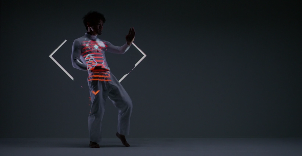 Real-time tracking and projection mapping keeps getting better