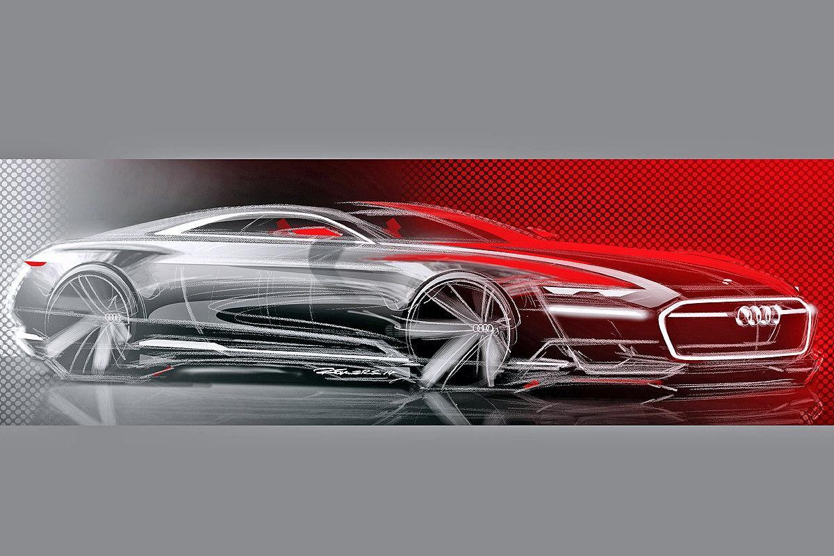 offizielle bilder: das ist der neue Audi A9 / Audi Prologue