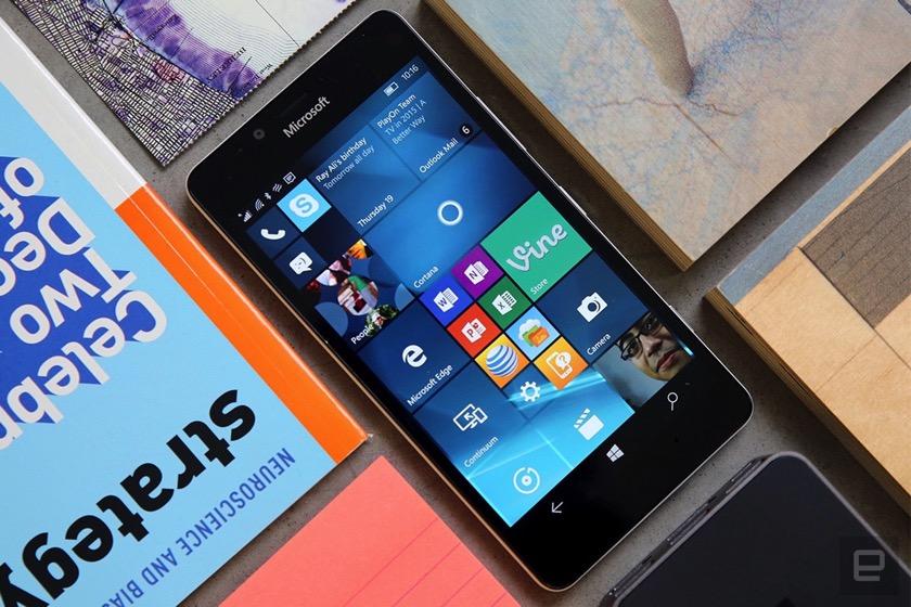 Microsoft: Windows 10 Mobile kein Schwerpunkt mehr