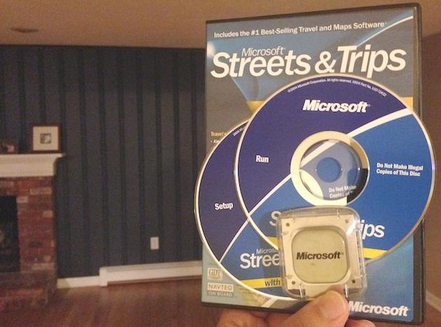 Microsoft se despide de MapPoint y Streets & Trips a favor de Bing Maps