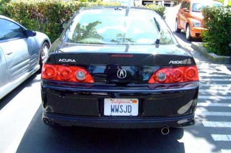 wwsjd license plate