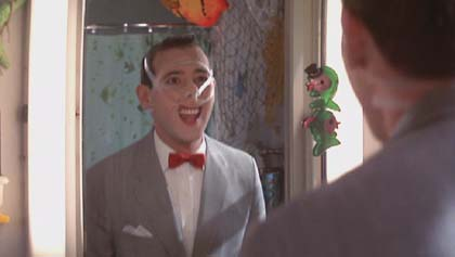 Pee Wee Herman happy scotch tape day!