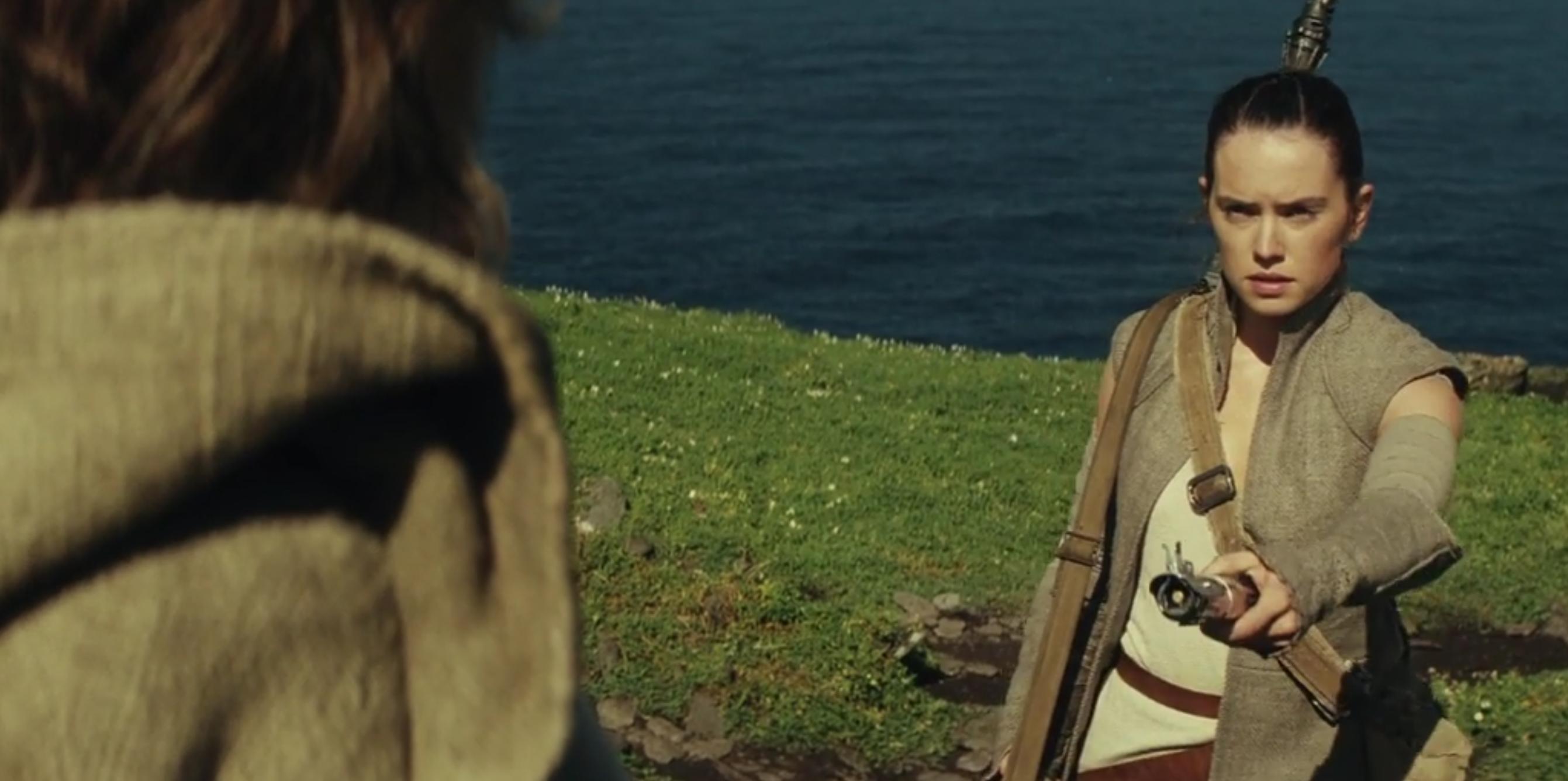 El primer vídeo de 'Star Wars VIII' nos está volviendo locos