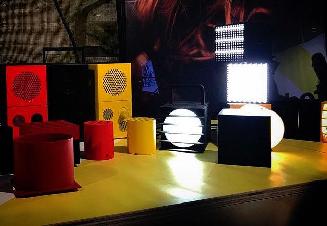 Ikea bringt Party-Gadgets im Teenage-Engineering-Design