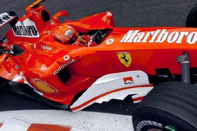 フェラーリがマールボロとのパートナーシップを更新