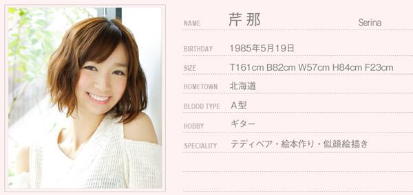 炎上タレント・芹那が豪速球発言!AKB48総選挙に出たら「5位から3位に入れた」