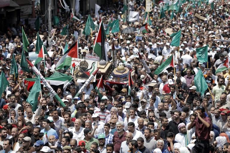 Tirs entre la bande de Gaza et Israël
