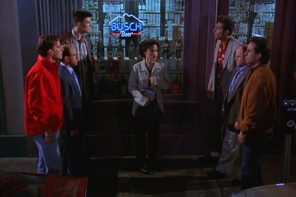 out there seinfeld plotlines, weird seinfeld episodes, the bizarro jerry