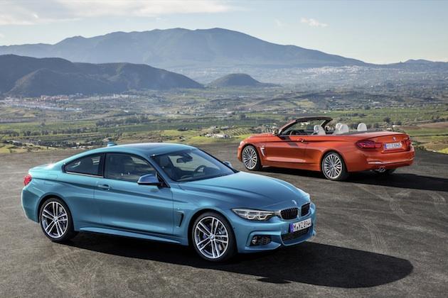 BMWが「4シリーズ」のフェイスリフトを発表 最新技術を採用し操作性も向上