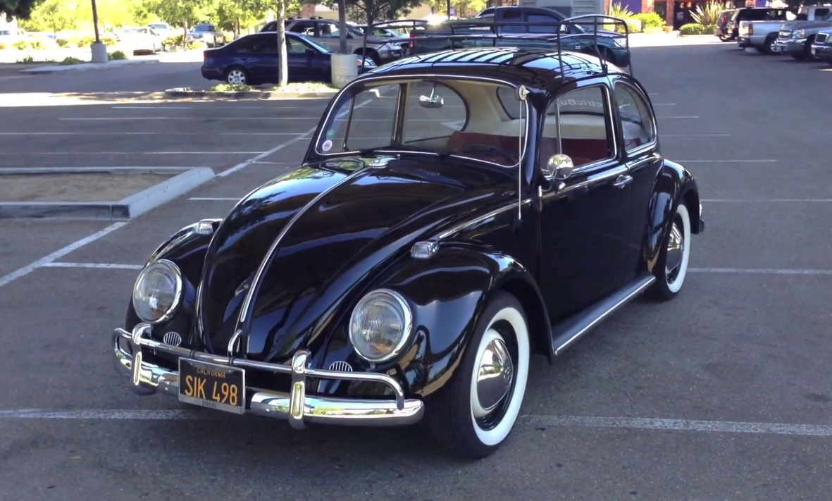 electric 1966 volkswagen beetle zelectric motors zelectricbug