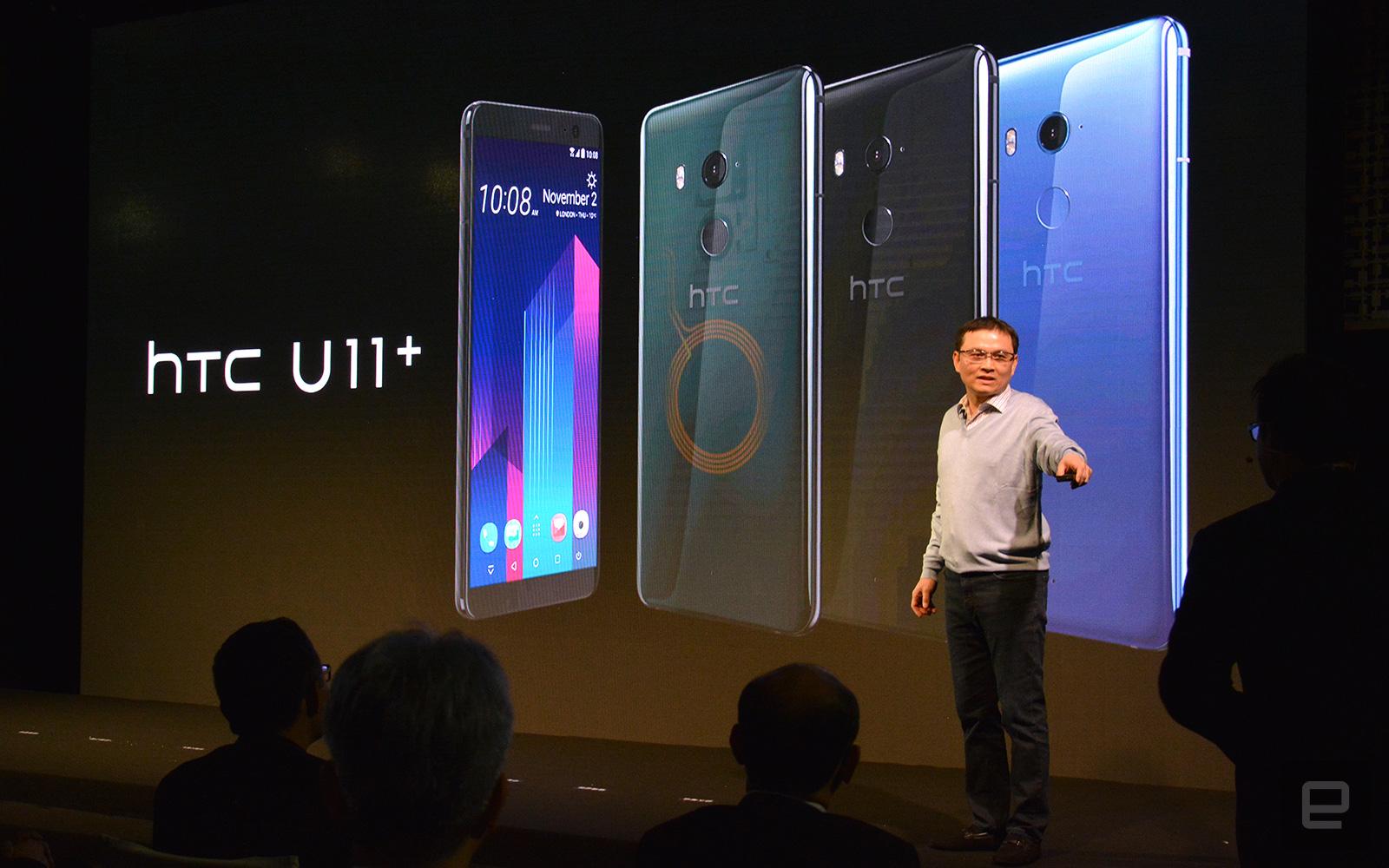 HTC se queda sin su presidente de Smartphones