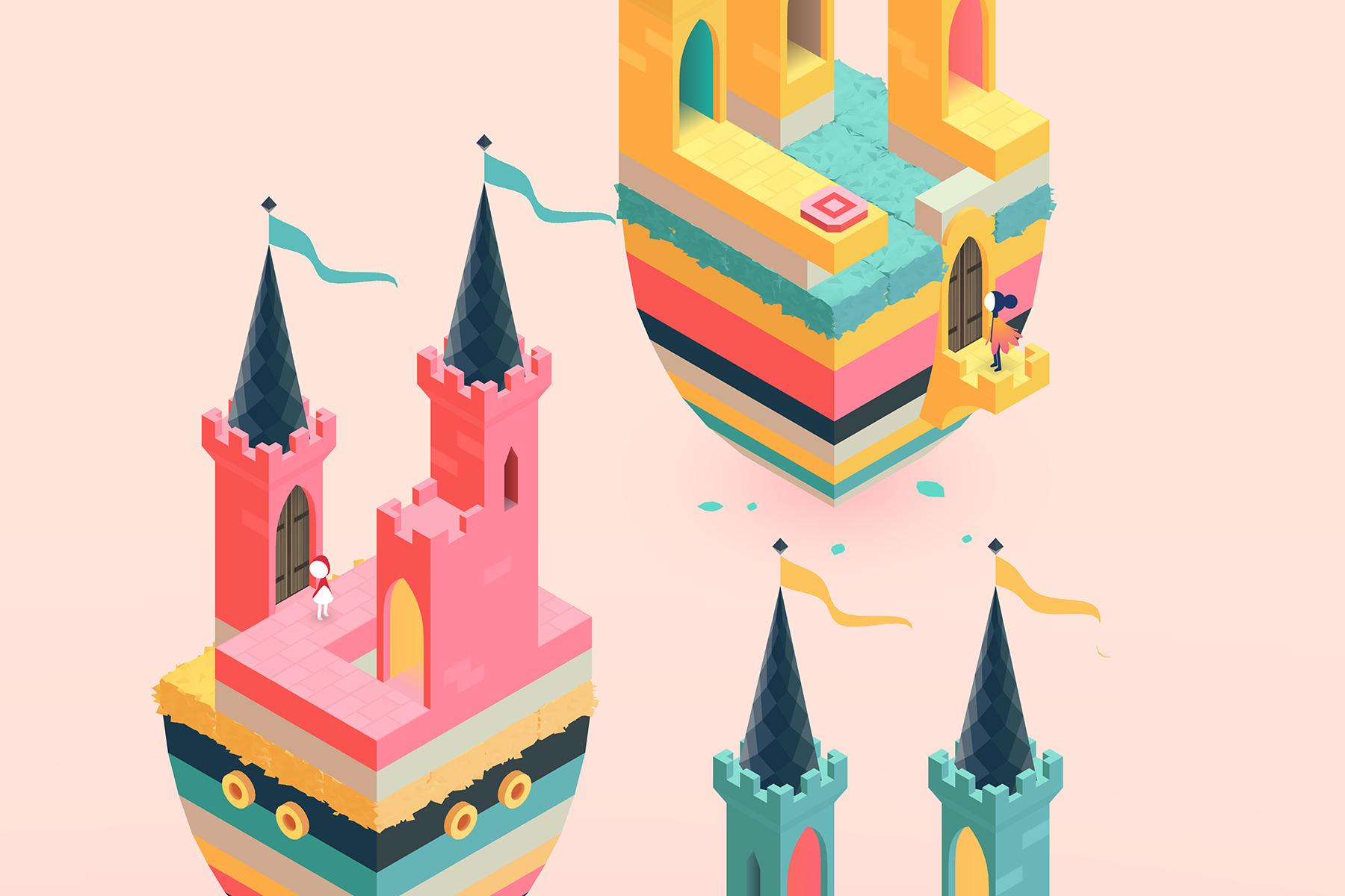 'Monument Valley 2', uno de los juegos más bonitos que existen, llega a Android el 6 de noviembre