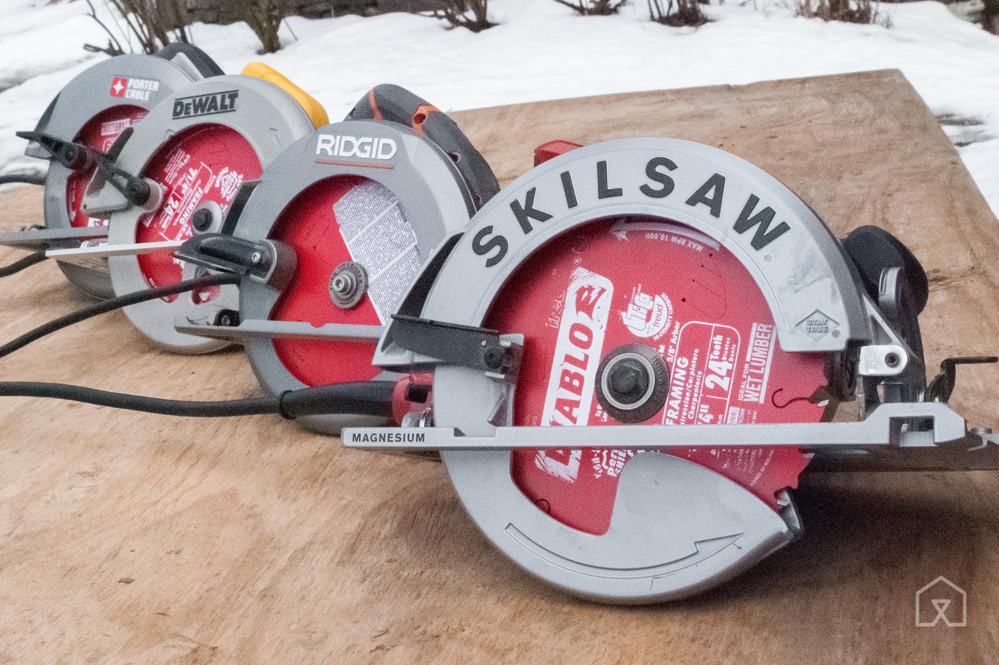 The best circular saw