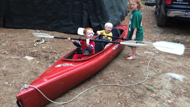Vhoto Kayak
