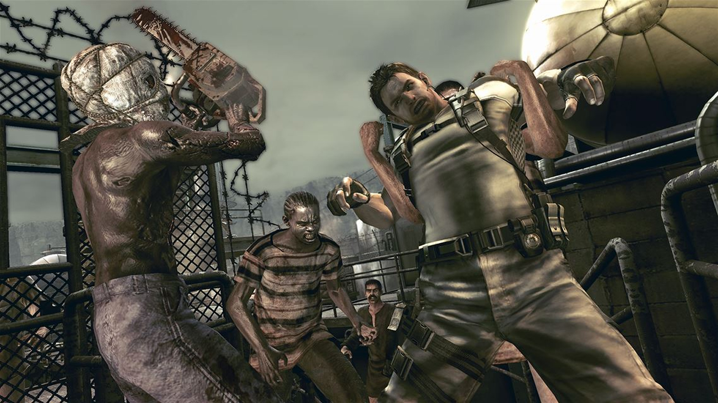 'Resident Evil 5' comes to PS4 and Xbox One on June 28th