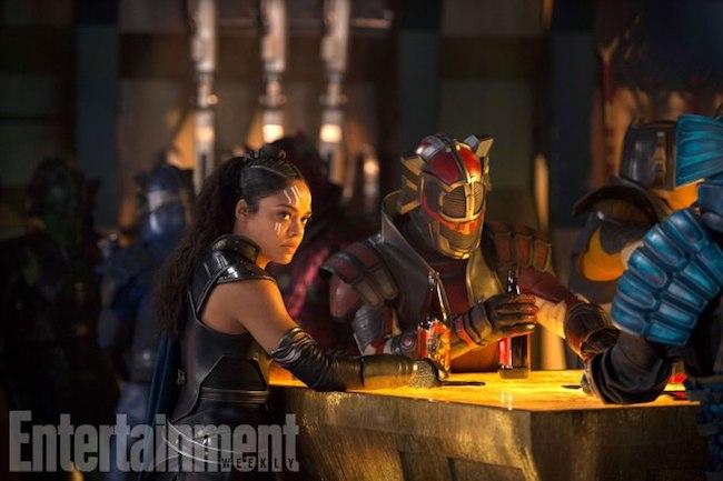 Thor: Ragnarok (2017)<br /> Valkyrie (Tessa Thompson)