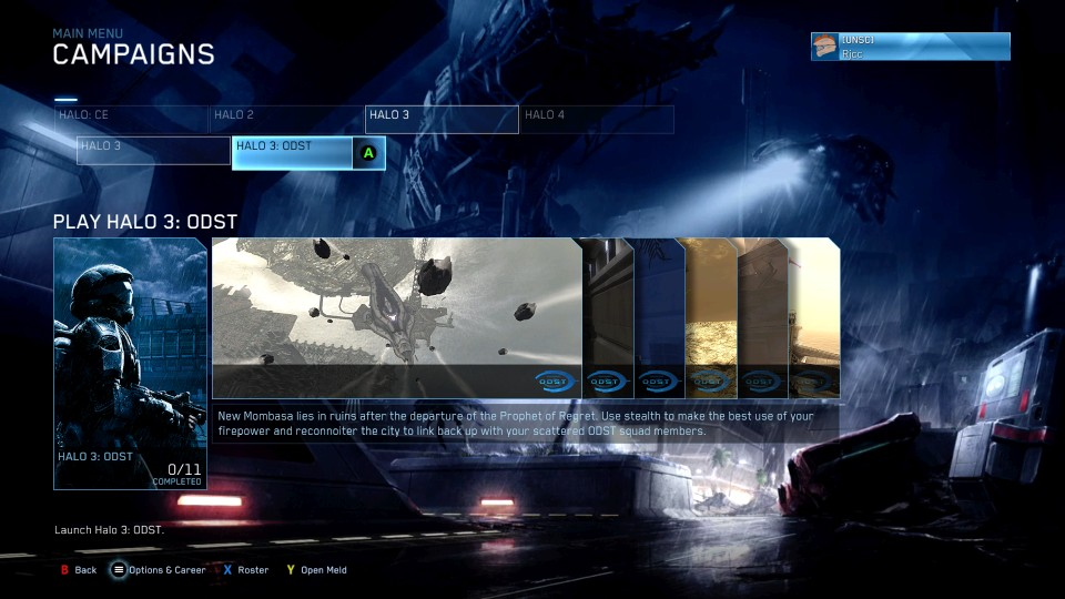 'Halo 3: ODST' is rolling out on the Xbox One, check your inbox