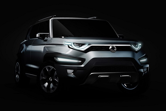 双竜自動車、「XAV-アドベンチャー」コンセプトなどをフランクフルト・モーターショーに出展