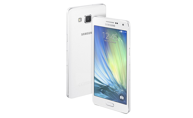 Samsung's all-metal Galaxy A5 and A3 are its slimmest smartphones ever