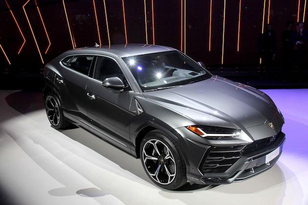 ランボルギーニが新型SUV「ウルス」を発表 スーパーカー並みの最高速度305km/hで2,574万円