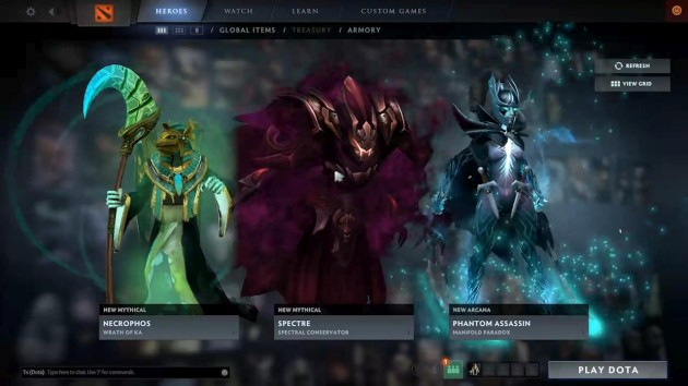 DOTA 2 REBORN will make playing or just watching easier next week